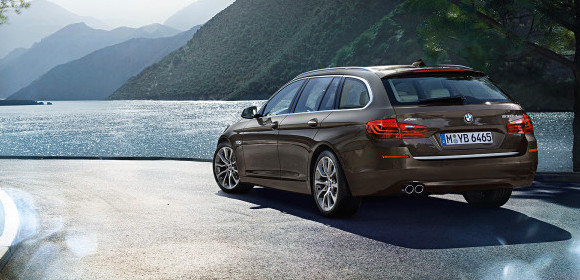BMW 5-series-touring